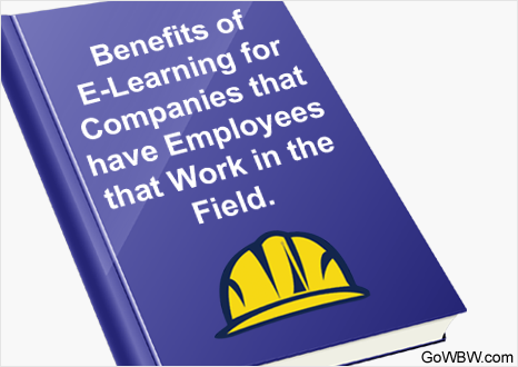 E-Learning for Field Employees