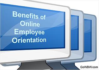 Benefits of Online Employee Orientation