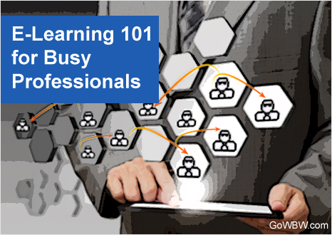 E-Learning 101 for Professionals