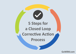5stepsforaclosedloopcorrectiveactionprocess